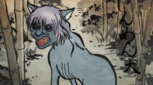 Jinmenken – Os cães com rosto humano do Japão